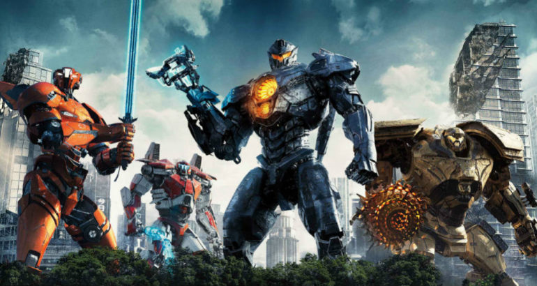 Pacific Rim: La rivolta – Del Toro VS. DeKnight