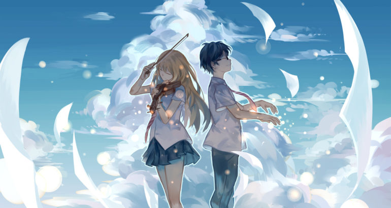 Your Lie in April – Quando la musica diventa protagonista