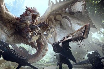 Monster Hunter il film si mostra con un immagine