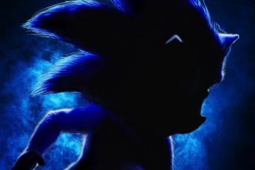 Il primo motion poster Sonic the Hedgehog
