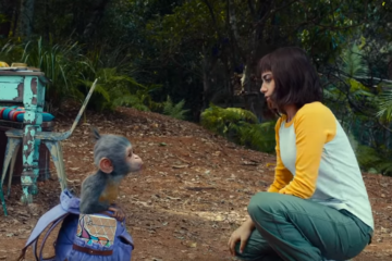 Dora and the Lost City of Gold Trailer Ufficiale
