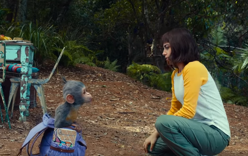 Dora and the Lost City of Gold Trailer Ufficiale - CineLoL