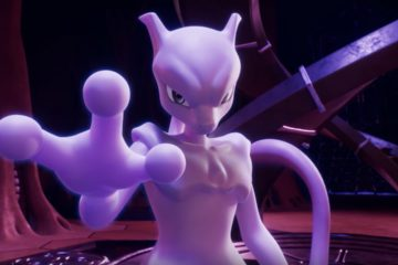 Pokémon: Mewtwo Strikes Back Evolution – Trailer –