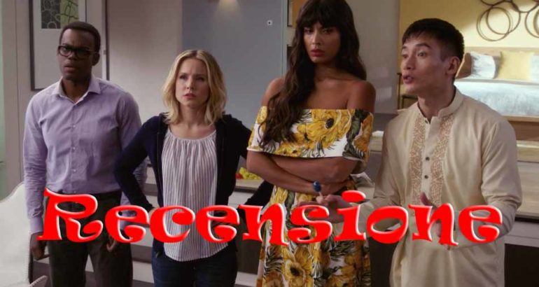 The Good Place 2 – Recensione Serie Netflix – No Spolier