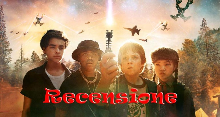 Rim of the World – Recensione del film Netflix